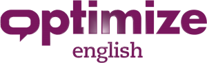 Logo Optimize English